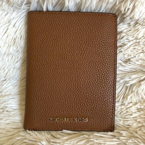 8bd0d75be858 Michael Kors Bags | Mercer Passport Wallet | Poshmark